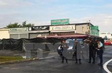 Đối tượng bị cảnh sát Pháp bắt gần Paris có quan hệ trực tiếp với IS