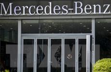Xe hơi Mercedes-Benz tiếp tục bị thu hồi tại thị trường Trung Quốc
