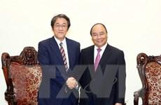 Thủ tướng Nguyễn Xuân Phúc tiếp Đại sứ Nhật Bản Kunio Umeda