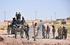 Hơn 1.000 phiến quân nhất trí sát cánh cùng quân đội Syria