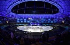 Lễ khai mạc ASEAN Para Games 2017 đầy công phu và ấn tượng