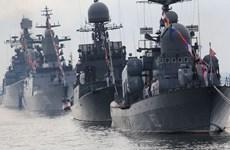 Quân đội Latvia phát hiện tàu chiến Nga ở vùng đặc quyền kinh tế