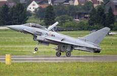 Qatar ký thỏa thuận mua 24 máy bay chiến đấu của Anh