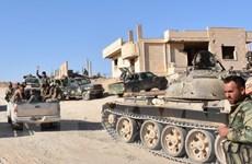 Nga cảnh báo tấn công lực lượng do Mỹ hậu thuẫn tại Syria