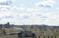 Nga phản đối LHQ triển khai lực lượng dọc biên giới Nga-Ukraine