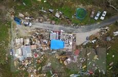 Tổng thống Mỹ thừa nhận Puerto Rico lâm vào khủng hoảng sau thiên tai