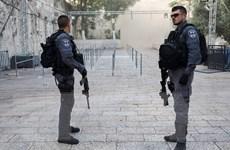 Israel chặn đứng âm mưu tấn công tại thánh địa Jerusalem
