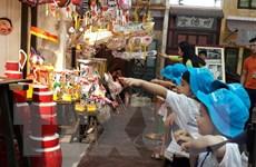 Trải nghiệm Trung thu truyền thống tại Hoàng thành Thăng Long-Hà Nội