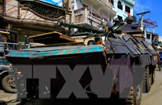 Tổng thống Philippines cảm ơn Mỹ đã hỗ trợ cuộc chiến chống IS