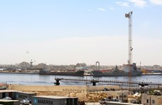 Libya: Cảng biển tại Benghazi mở cửa trở lại sau 3 năm