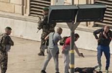 IS thừa nhận gây ra vụ đâm dao làm 2 phụ nữ thiệt mạng ở Marseille