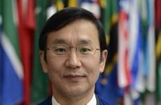 Đại diện Hàn Quốc làm chủ tịch Tòa án Quốc tế về Luật Biển