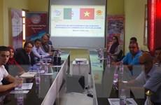Xúc tiến thương mại và đầu tư Việt Nam-Algeria tại Biskra