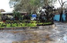 Người dân trong khu vực rò rỉ khí amoniac cần phòng ngừa ngộ độc