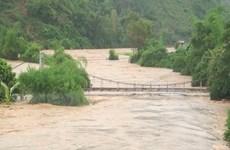 Thanh Hóa đến Thừa Thiên-Huế đề phòng lũ quét và sạt lở đất