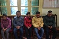 Truy tố nhóm bị can cưỡng đoạt tiền tại đầu cầu Thăng Long