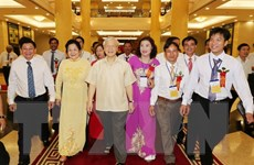 Tổng Bí thư gặp mặt thân mật các đại biểu nông dân xuất sắc