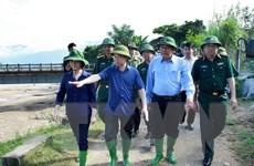 Phó Thủ tướng trực tiếp chỉ đạo khắc phục thiên tai tại Yên Bái