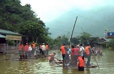 Bão số 11 sẽ còn mạnh lên, ngập lụt vẫn tiếp tục ở Ninh Bình, Hòa Bình