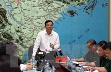 Theo dõi chặt diễn biến bão số 11, ổn định đời sống nhân dân