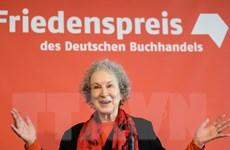 Nhà văn Margaret Atwood được tôn vinh với giải Kafka 2017
