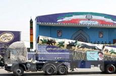 Iran tuyên bố sẽ đẩy nhanh chương trình tên lửa đạn đạo