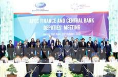 Hội nghị Thứ trưởng Tài chính và Phó Thống đốc Ngân hàng TW APEC