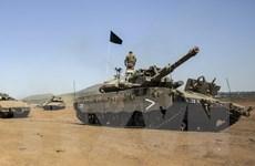 Israel cáo buộc Hezbollah nã rocket vào Cao nguyên Golan
