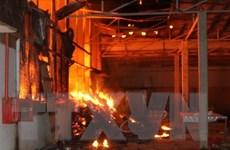 TP.HCM: Hỏa hoạn trong đêm làm 2 người tử vong, 4 người bị thương