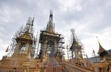 Thái Lan bắt đầu tang lễ cố Quốc vương Bhumibol Adulyadej