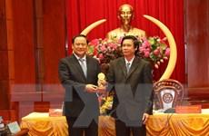 Phát huy tiềm năng hợp tác của Tiền Giang với các địa phương Lào