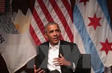Cựu Tổng thống Mỹ Obama sẽ ngồi ghế bồi thẩm đoàn bang Illinois