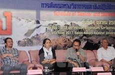Thúc đẩy hợp tác khai thác bền vững nguồn nước sông Mekong