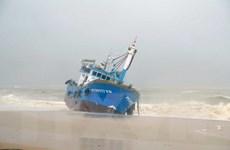 Khẩn trương tìm kiếm người mất tích trên biển Quy Nhơn