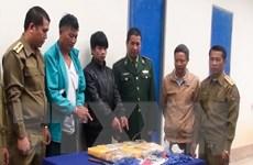 Xóa sổ điểm trung chuyển ma túy nhức nhối từ Lào về Việt Nam