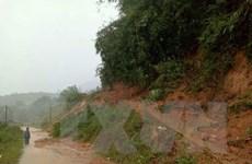 Quảng Bình đến Quảng Ngãi vẫn mưa to, nguy cơ cao lũ quét, sạt lở đất