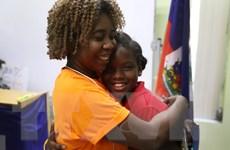 Mỹ gia hạn chương trình bảo vệ đặc biệt đối với người di cư