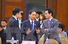 [Photo] Ngày thứ hai Hội nghị tổng kết của các Quan chức Cao cấp APEC