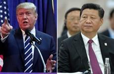 Tổng thống Mỹ hướng tới cuộc gặp thượng đỉnh với lãnh đạo Trung Quốc