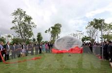 Khai trương Công viên APEC tại trung tâm thành phố Đà Nẵng