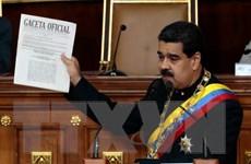 Nga và Venezuela đạt được thỏa thuận về tái cơ cấu nợ công