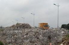 Bắc Kạn: Phát hiện việc đổ trộm chất thải tại huyện Chợ Mới