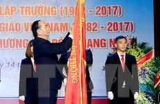 Đại học Y Hà Nội tổ chức lễ kỷ niệm 115 thành lập trường