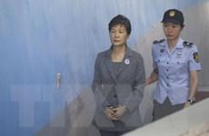 Cựu Tổng thống Park Geun-hye bị cáo buộc sử dụng tiền hối lộ của NIS