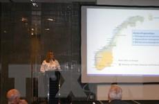 Việt Nam-Na Uy chia sẻ kinh nghiệm nuôi trồng thủy sản công nghiệp