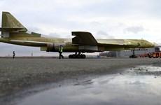 Nga sắp ra mắt máy bay ném bom chiến lược hiện đại Tu-160M2