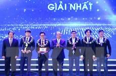 Giải Nhân tài Đất Việt tạo phong trào học tập mọi lúc, mọi lứa tuổi