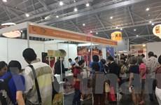 Hội chợ thực phẩm lớn nhất châu Á-TBD khai mạc tại Singapore