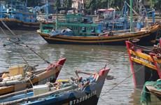 Bão số 14 cách bờ biển Khánh Hòa-Ninh Thuận-Bình Thuận 400km