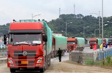 Hội nghị hợp tác hành lang kinh tế 5 tỉnh, thành phố Việt-Trung